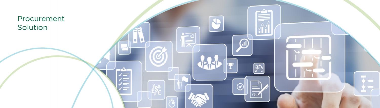 company banner procurement promise