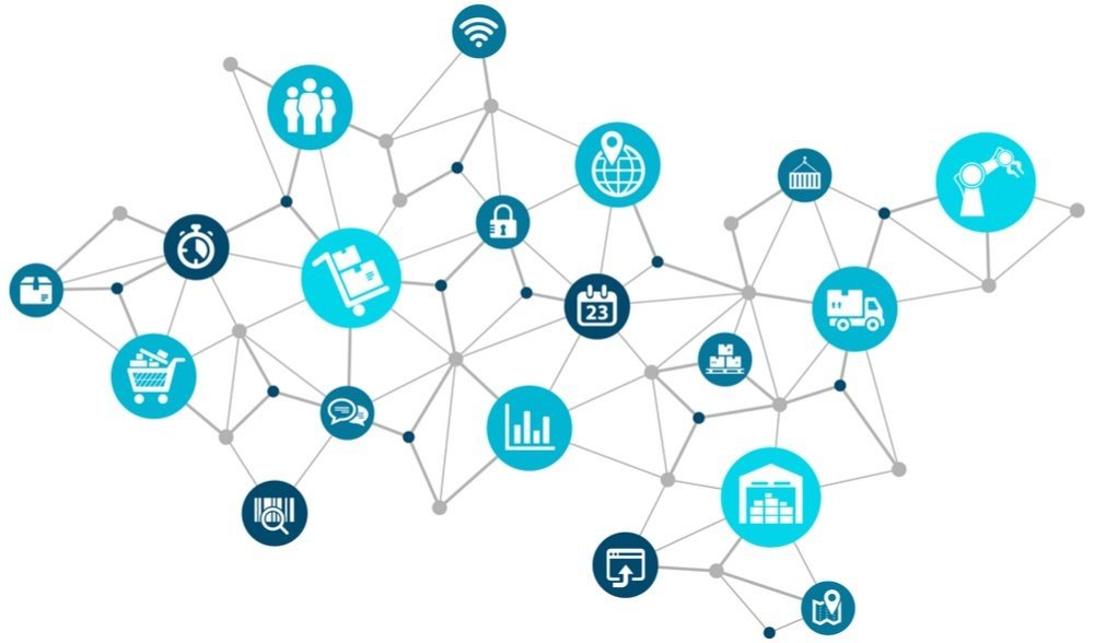 ERP dapat mengolah data dari berbagai bidang di dalam suatu perusahaan. ERP adalah alat bantu yang sangat efisien