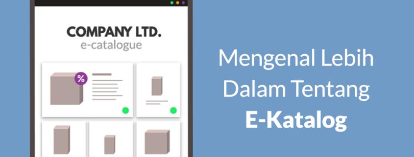 e-katalog artikel