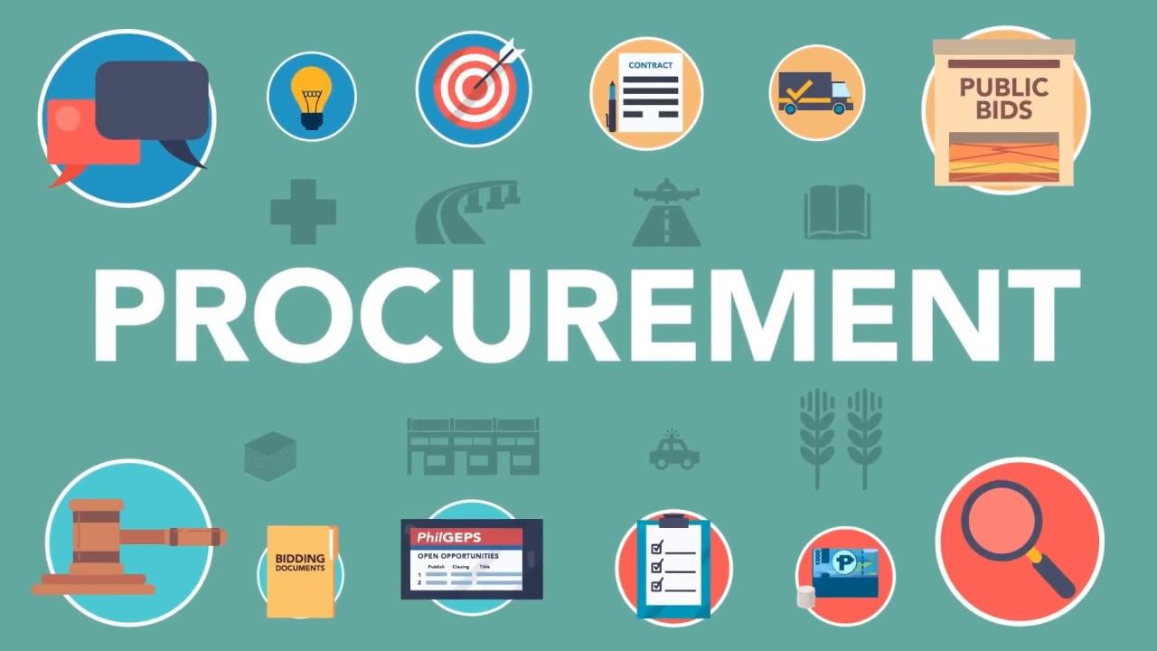 procurement adalah proses yang sangat panjang dan berkelanjutan
