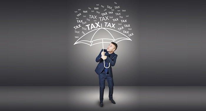 hujan pajak