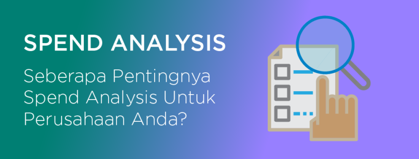 Spend Analysis
