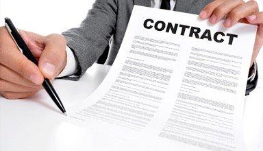 pengadaan barang dan jasa kontrak