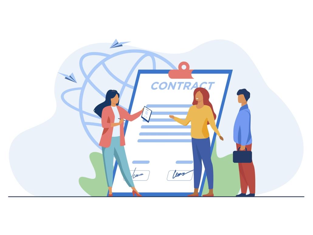 manajemen kontrak